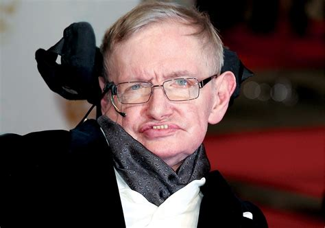 Professor Stephen Hawking - Pride of Britain Awards