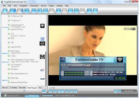 ProgDVB 6.87.5: ver canales de TV gratis es posible con ...