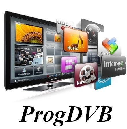 ProgDVB Pro 4 ,000 canales de TV por Internet MEGA - Identi
