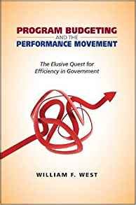 Program Budgeting and the Performance Movement: The ...