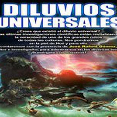 Programa 091: DILUVIOS UNIVERSALES en La Escóbula de la ...