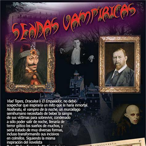 Programa 111: SENDAS VAMPÍRICAS en La Escóbula de la ...