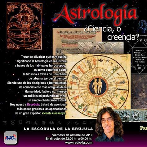 Programa 123: ASTROLOGIA: ¿CIENCIA O CREENCIA? en La ...