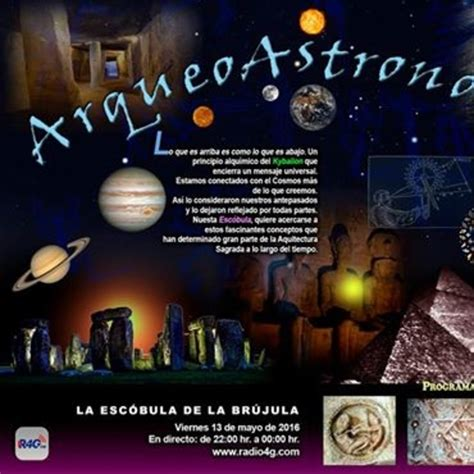 Programa 151: ARQUEOASTRONOMÍA en La Escóbula de la ...