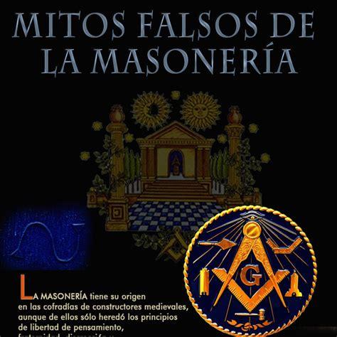 Programa 181: FALSOS MITOS DE LA MASONERIA en La Escóbula ...