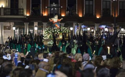 Programa completo de la Semana Santa 2018 de Valladolid ...