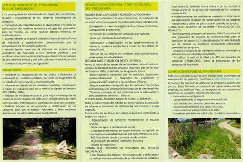 Programa de cuidadores voluntarios de senderos « Refugio ...