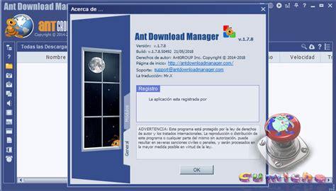 Programas Gratis   Ant Download Manager Pro 1.7.8 Build ...