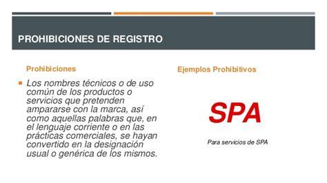 Prohibiciones para registros de marca en el IMPI