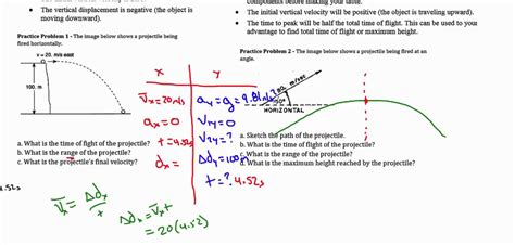 Projectile Motion Examples | www.imgkid.com - The Image ...