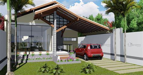 Projeto de casa com amplo Jardim de Inverno - Cód.... | Só ...