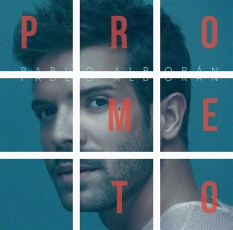Prometo será el cuarto disco de Pablo Alborán | Música | LOS40