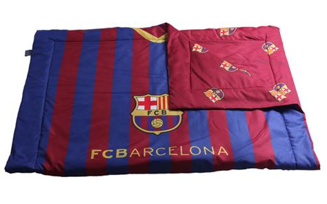 Promoción sport edredón reversible del FC Barcelona