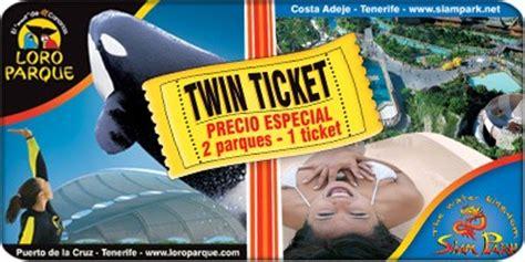Promoción Twin Ticket con Fred. Olsen Express