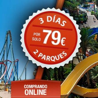 Promociones y descuentos para Port Aventura | Ahorradoras.com
