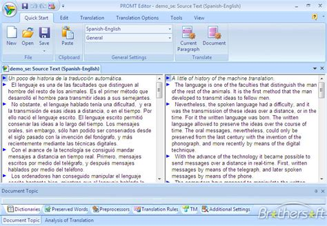 @promt Office Translator EnglishFrench - A software ...