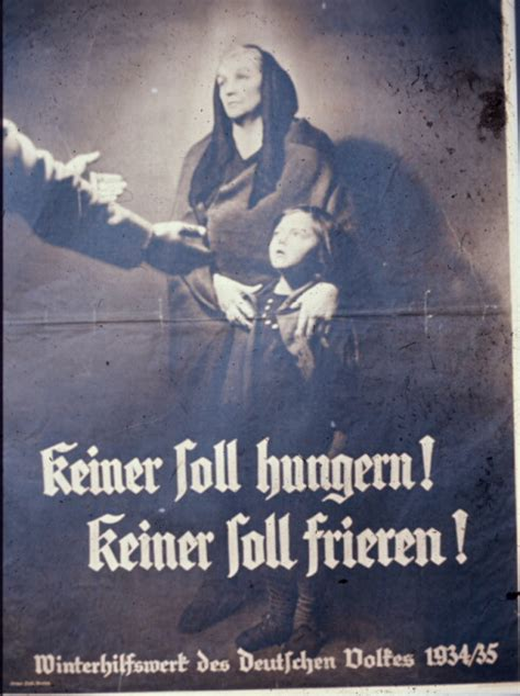 Propaganda caracteristica de la época del nazismo ...