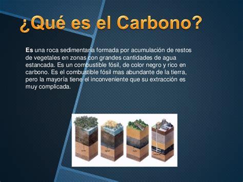 Propiedades Químicas y Físicas del carbon