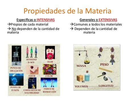 Propiedades y clasificación de materiales