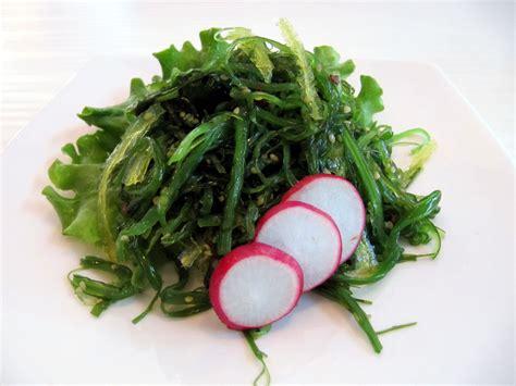 Proprietà nutrizionali delle alghe marine. Hijiki, Nori ...