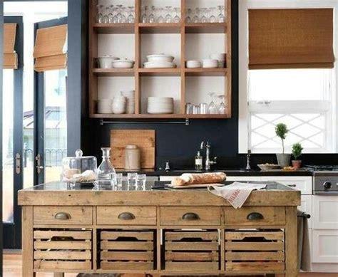 Propuestas de islas para la cocina con palets – I Love Palets