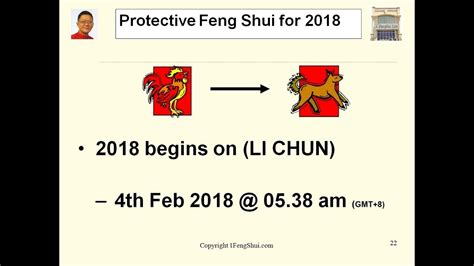 Protective Feng Shui for 2018 - YouTube