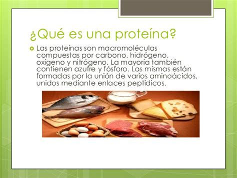 Proteinas SEGUNDA PARTE