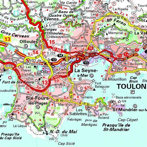 Provenza Francia Cartina Geografica – Pieterduisenberg