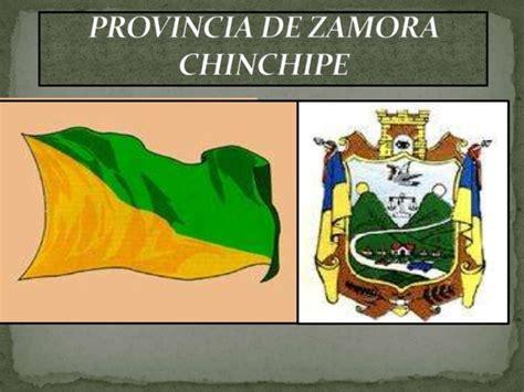 Provincia de zamora chinchipe