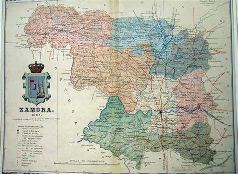 Provincia de Zamora > Mapas . Frame | Grabados, Mapas ...