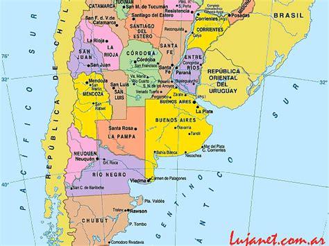 Provincias y Capitales de la Argentina - Info - Taringa!