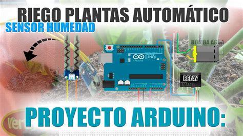Proyecto Arduino: Sensor de humedad | ICStation.com - YouTube