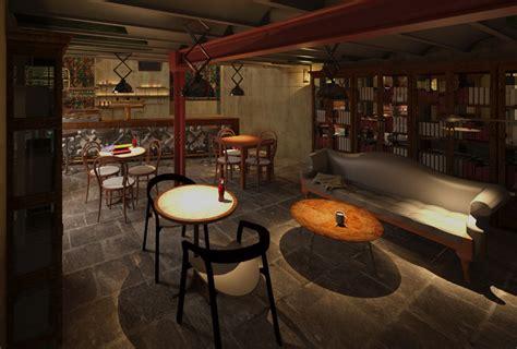 Proyecto Bar Liberia // Carrer tallers Barcelona Autodesk ...
