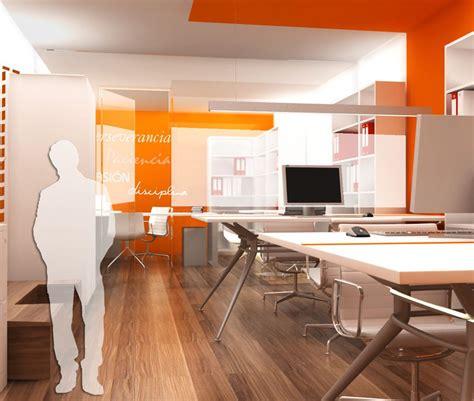 Proyecto de Interiorismo. Oficina en Plaza Castilla, 45m2 ...