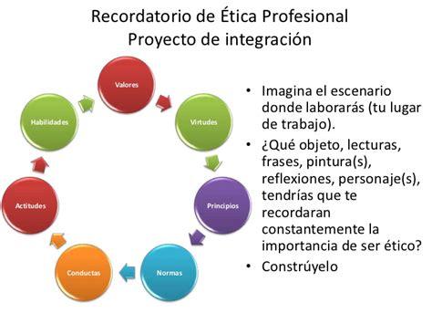 Proyecto final ética profesional