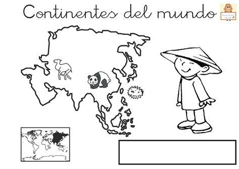 Proyecto  La vuelta al mundo . Fichas para imprimir.