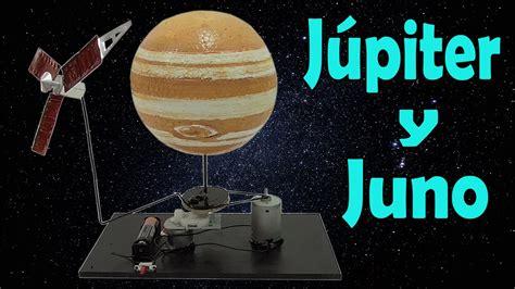 Proyectos  Júpiter y Juno Maqueta Casera  muy fácil de ...