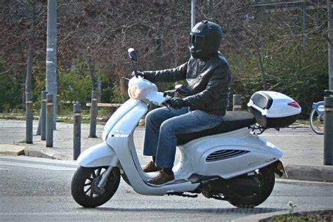 Prueba Daelim Besbi 125 2018 - Un scooter 125 eficiente y ...