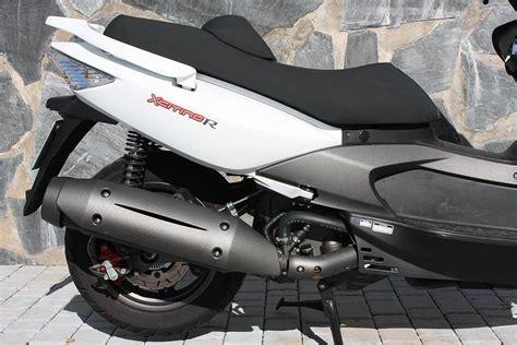 Prueba del Kymco Xciting 500 R ABS: ¿Cuál es el secreto de ...