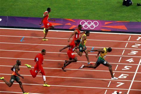 Pruebas de velocidad en el atletismo - Historia del Deporte