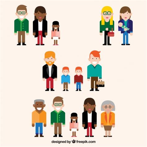 Psicologia de la Comunicacion : Tipos de Familias y Roles ...