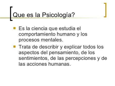 Psicologia General 121  Capitulo 1