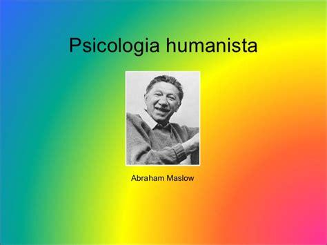 Psicologia humanista ceci