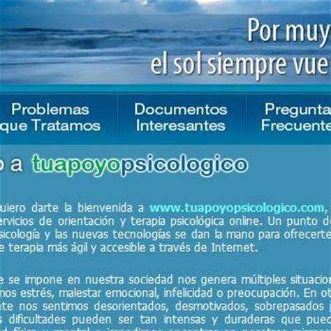 Psicoterapia Online: Tu Apoyo Psicológico | Web Ocio ...