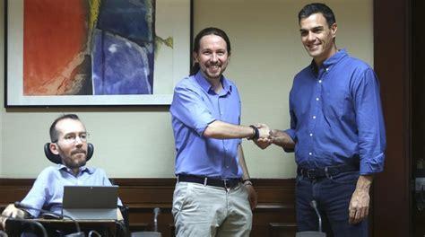 PSOE y Podemos piden que el Congreso se moje ante el reto ...