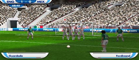 PSP Review   2010 FIFA World Cup