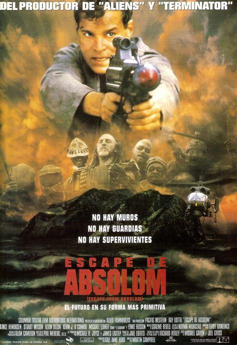Psters de Escape de Absolom | Aullidos.COM