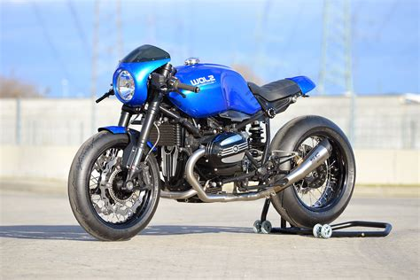 PSYCHODRAMA. The 'Schizzo's Son' BMW R nineT Cafe Racer by ...