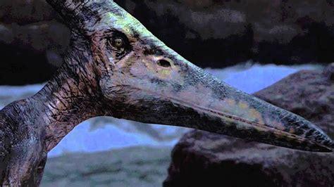 Pteranodons Attack Billy  Jurassic Park III   Soundtrack ...