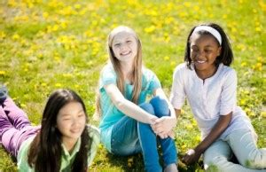 Pubertad en las chicas | EnFamilia